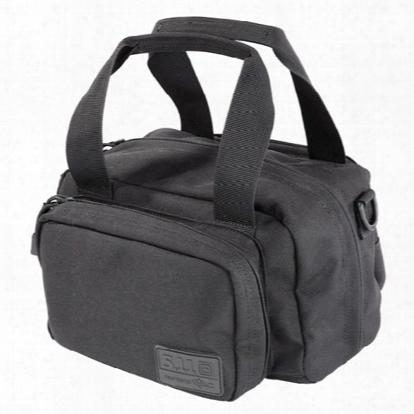 5.11 Tactical Small Kit Bag, Black - Black - Male - Excluded