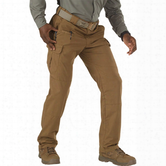 5.11 Tactical Stryke Pant, Battle Brown, 28/30 - Brown - Male - Excluded