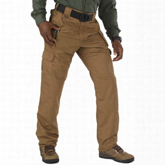 5.11 Tactical Taclite Pro Pant, Battle Brown, 34 Waist 34 Inseam - Brown - Male - Excluded