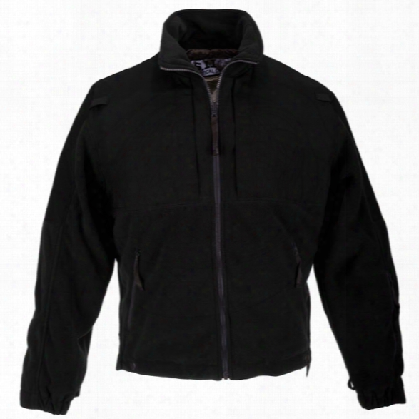 5.11 Tactical Tactical Fleece, Black, 2xl - Black - Male - Excluded