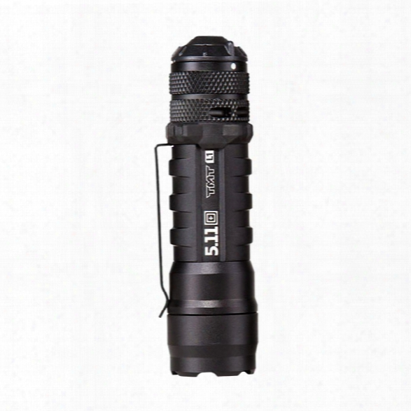 5.11 Tactical Tmt L1 Flashlight - Black - Male - Excluded