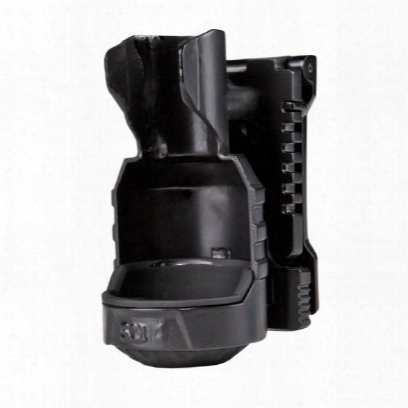 5.11 Tactical Tpt R5 Polymer Holster, Black - Black - Unisex - Excluded