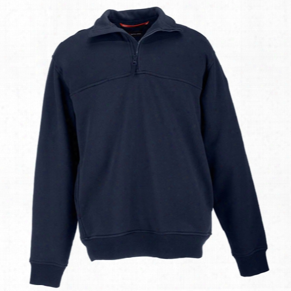 5.11 Tactical Water Repellent Job Shirt, Fire Navy, 2xl - Blue - Male - Excluded