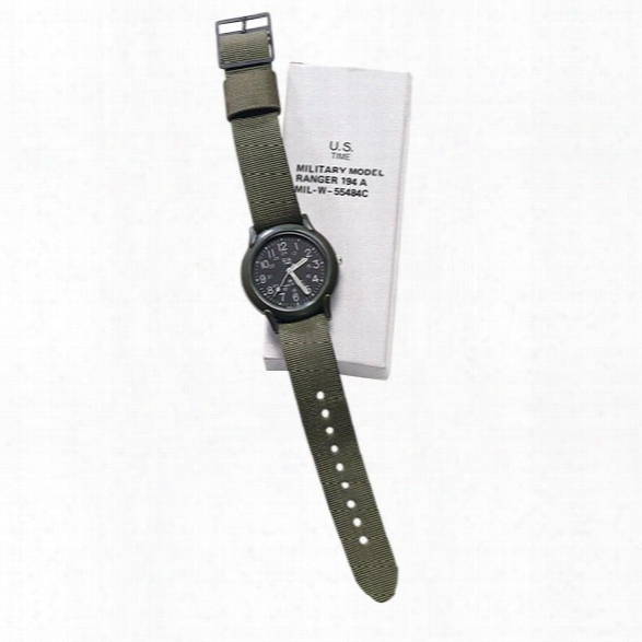 5ive Star Gear 194a Ranger Watch, Od Green - Green - Male - Includwd