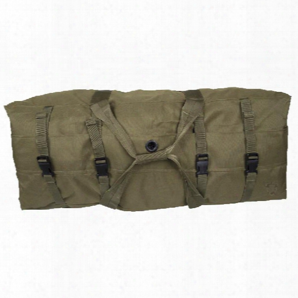 5ive Star Gear 4-strap Duffle Bag, Od Green - Green - Unisex - Included