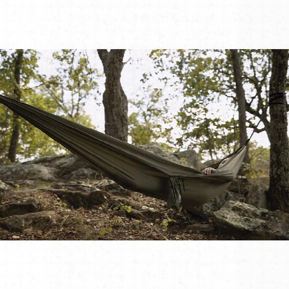 5ive Star Gear Camping Hammock Kit - Od Green - Green - Male - Included