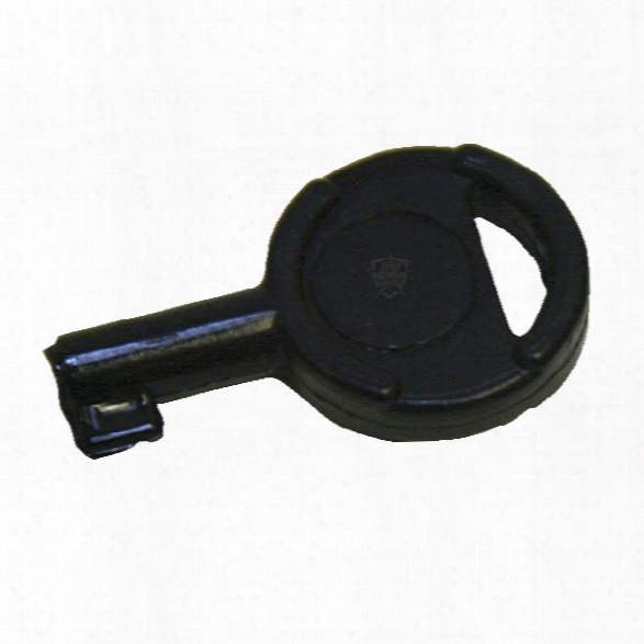 5ive Star Gear Covert Handcuff Key - Black - Metallic - Male - Included