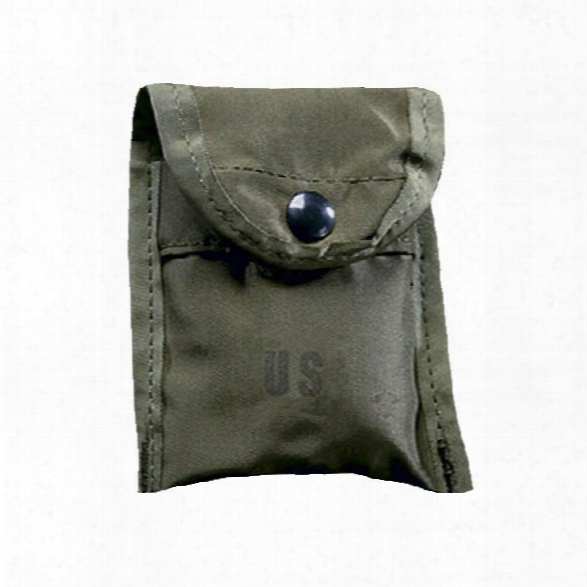 5ive Star Gear Gi Compass Pouch (4x5) - Od Green - Green - Male - Included