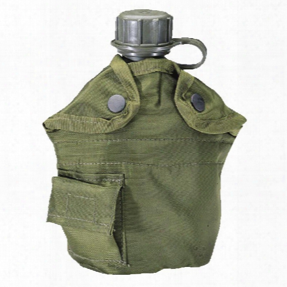 5ive Star Gear Gi Spec 1 Quart Canteen Covers, Od Green - Green - Male - Included