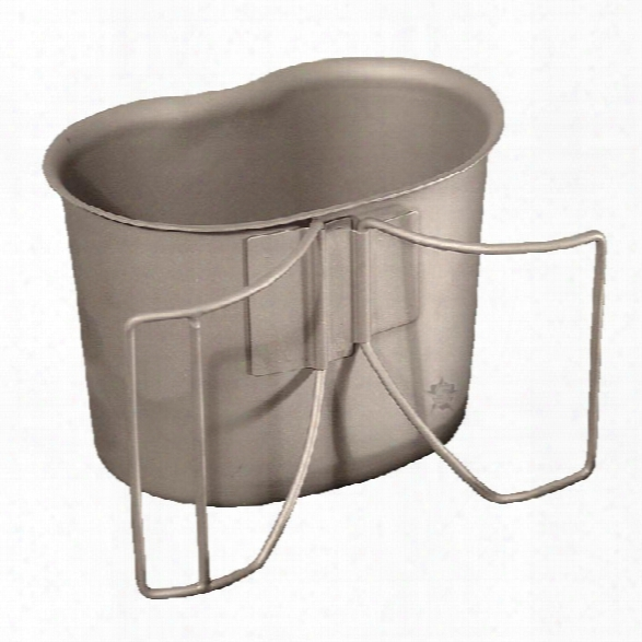 5ive Star Gear Gi Spec Canteen Cup - Stainless Steel - Unisex - Included