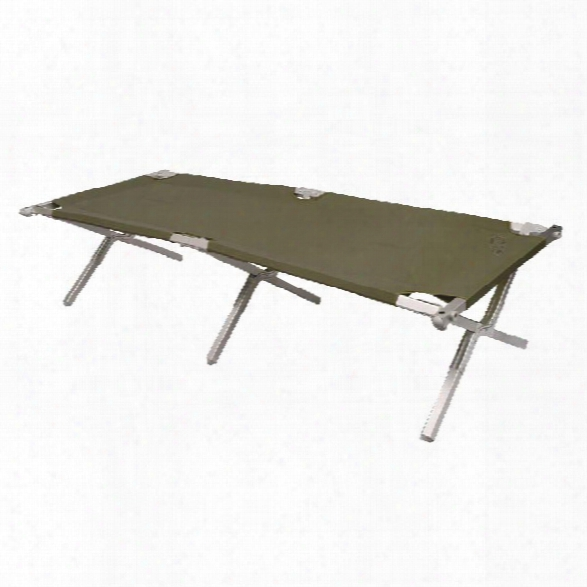 5ive Star Gear Gi Spec Folding Cot  -od Green - Green - Unisex - Included
