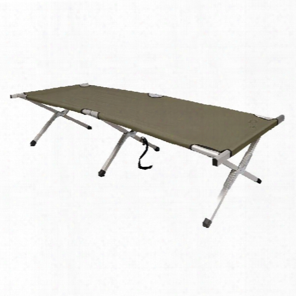 5ive Star Gear Heavy Duty Folding Cot - Od Green - Green - Unisex - Included