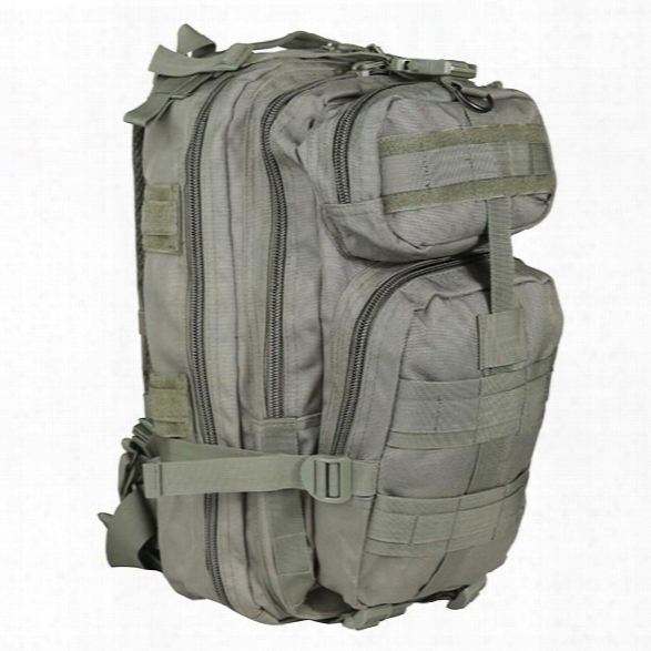 5ive Star Gear Level-iii Transport Pack, Ranger Green - Green - Male - Included