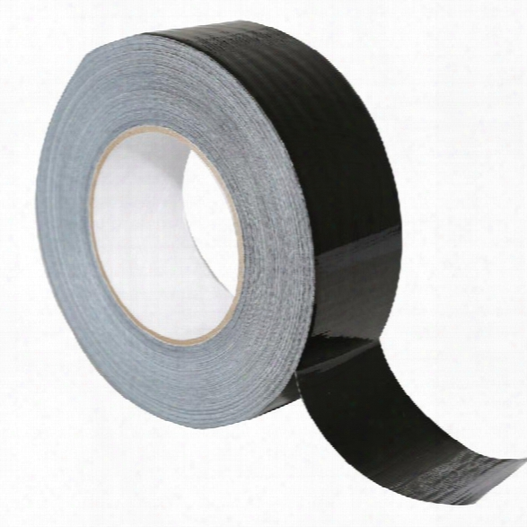 5ive Star Gear Military Grade Duct Tape, Black - Black - Unisex - Included