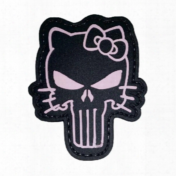 5ive Star Gear Morale Patch - Punisher Kitty - Male - Included