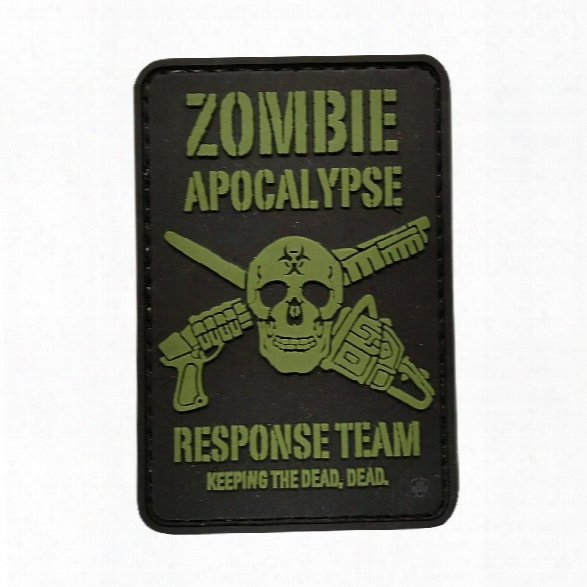 5ive Star Gear Morale Patch - Zombie Apocalypse - Male - Included