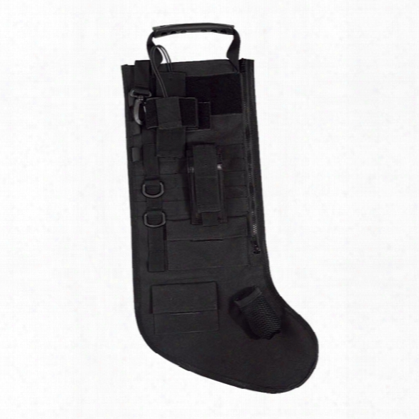 5ive Star Gear Ultimate Tactical Black Stocking - Black - Male - Included