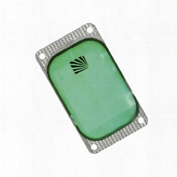 Cyalume (25/pk) Visipad Id & Marking Emitter, Green - Green - Male - Included