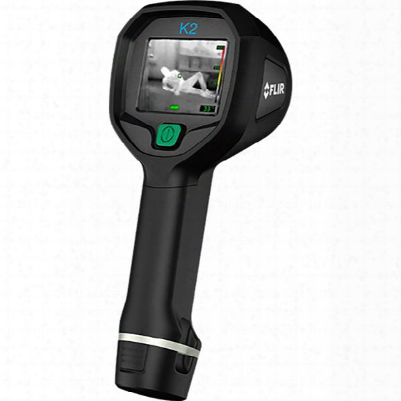 Flir K2 Thermal Imaging Camera Kit, With Msx - Smoke - Male - Excluded