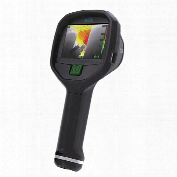 Flir K33 Thermal Imaging Camera Kit, With Fsx - Male - Excluded