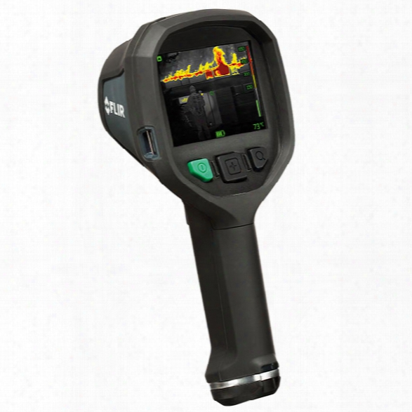 Flir K65 Thermal Imaging Camera Kit, With Fsx, Nfpa - Black - Male - Excluded