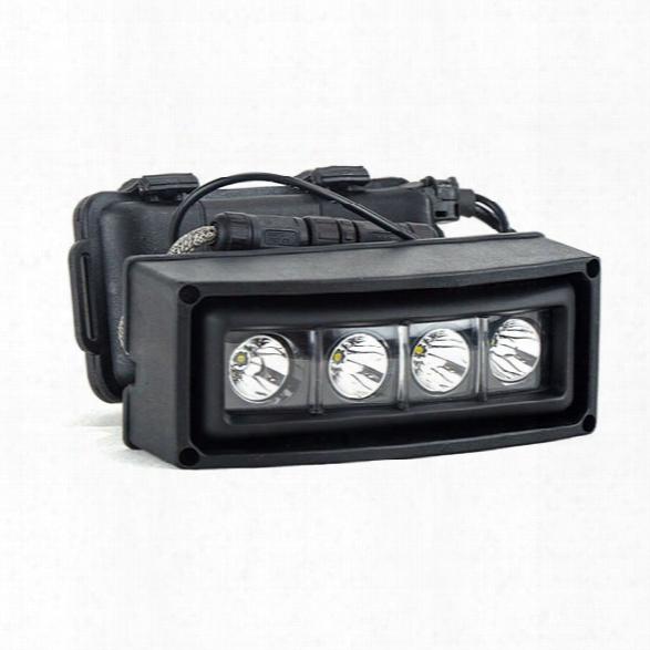 Foxfury Pro Iii Shield Light Single Switch W/ Nylon Guard - Male - Included