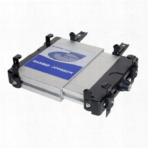 Gamber-johnson Notepad™ V-lt Universal Tablet Cradle - Male - Included