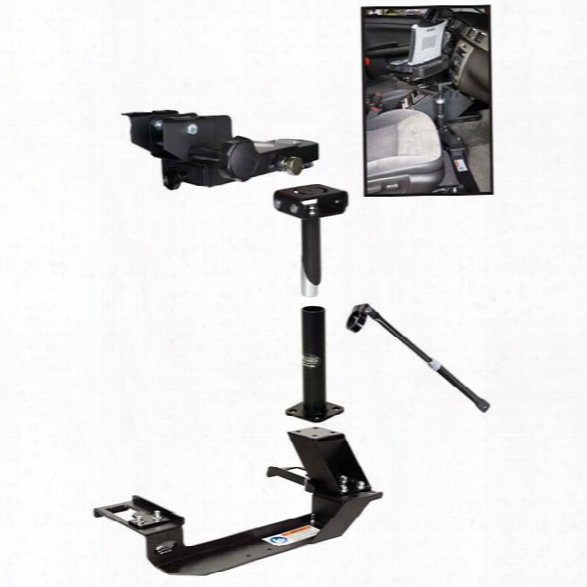Gamber-johnson Pedestal Kit, Chevroelt Impala Pi Package Only 06-current - Male - Included