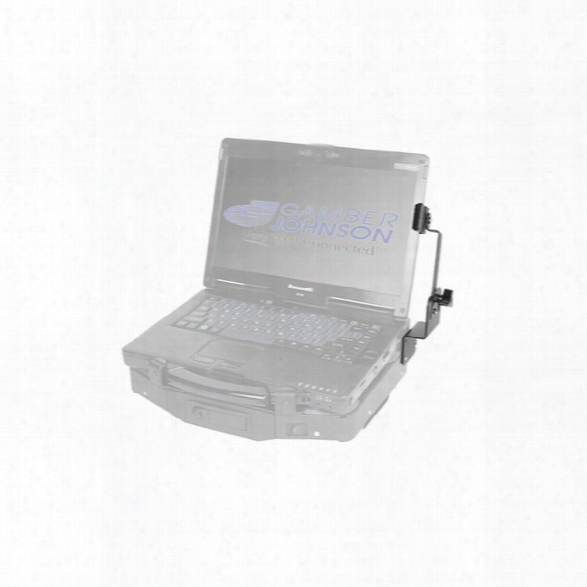 Gamber-johnson Screen Support, Panasonic Toughbook 53 Docking Station - Male - Included