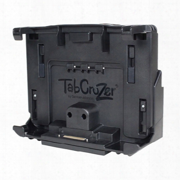 Gamber-johnson Tabcruzer® Docking Station For Panasonic Fz-g1 Toughpad With No Rf Pass-through - Male - Included