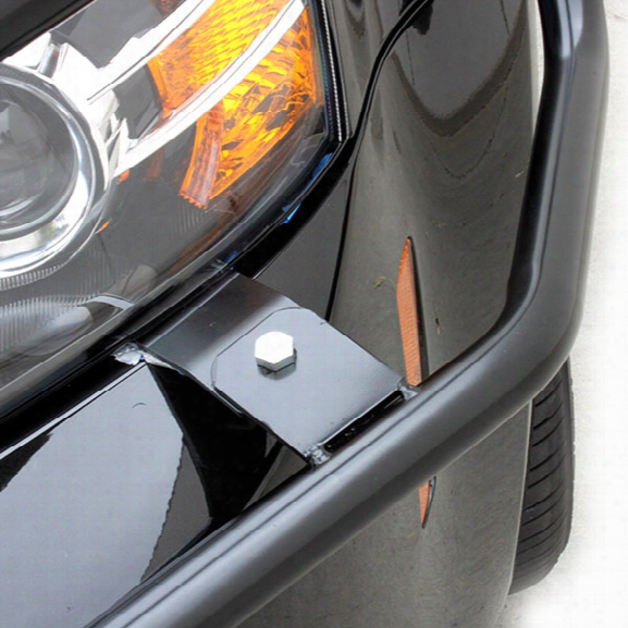 Go Rhino! Wraparound Brush Guard (pair) For 1998--2002 Ford Crown Victoria - Unisex - Included