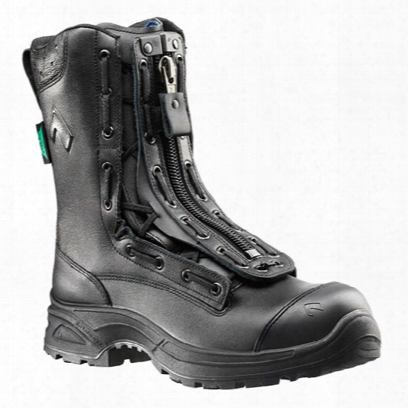 Haix Airpower Xr1 Wildland/ems Boots, Black, 10.5m - Black - Male - Included