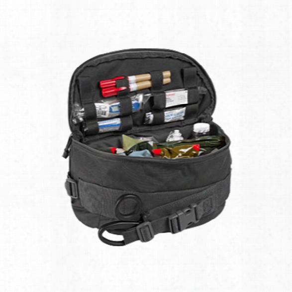 North American Rescue K9 Trauma Kit, Black - Black - Male - Included