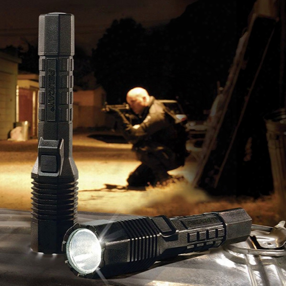 Pelican Tactical L.a.p.d. Flashlight With Ac Charger - Male - Included