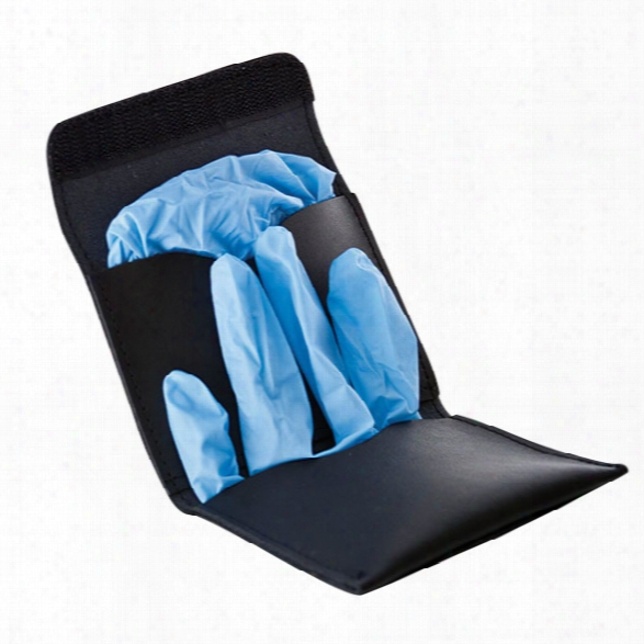 Perfect Fit Double Glove Holder, Plain Black - Black - Unisex - Included