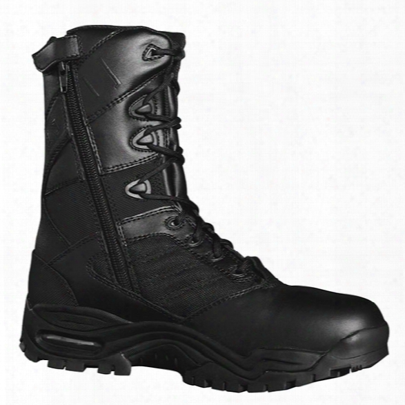 "Ridge Outdoors 8"" Ultimate Waterproof Boot, Black, 10.5r - Carbon - Male - Included"