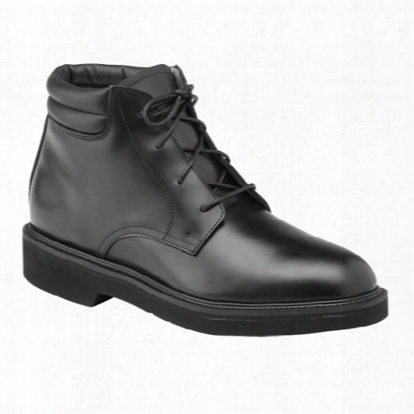 Rocky Professional Dress Chukka Shoes, Black, 10.5m, Mens - Metallic - Male - Included