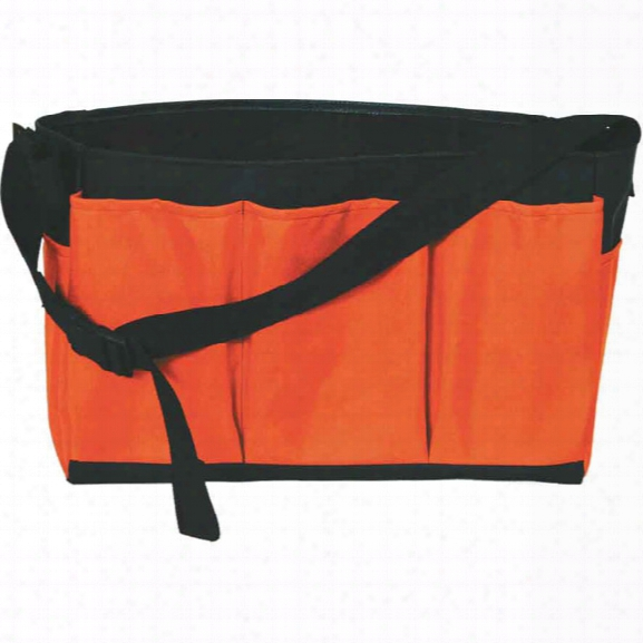 "Seco Rhinotek Hevay-duty 24"" Stake Bag, Orange - Bra Ss - Male - Included"