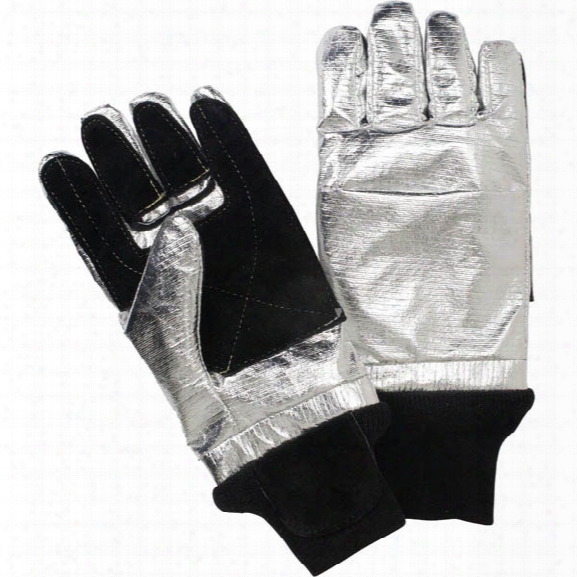Shelby Glove Arff Proximity Gloves, Lg - Black - Male - Included