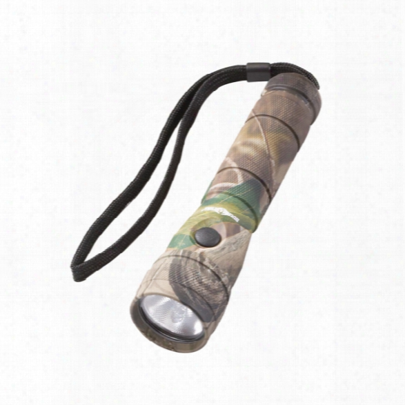 Streamlight Buckmasters Camo Twin-task 2l With Lithium Batteries, Blister Packaged - Green - Male - Included