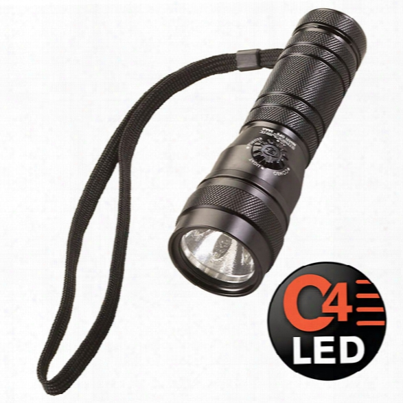 Streamlight Multi Ops With Laser, 50 Lumens, Black - Red - Male - Included