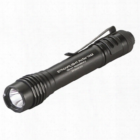 Streamlight Protac® 1aaa Professional Tactical Light - Male - Included