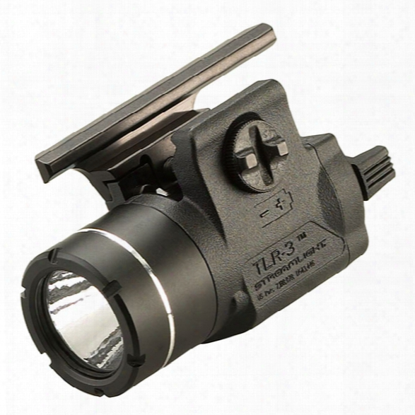 Streamlight Tlr-3 Weapon Mounted Tactical Light With Usp Full Clamp - Male - Included