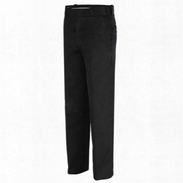 Tact Squad Poly/cotton Trousers, Black, 28 Unhemmed - Brass - Male - Included