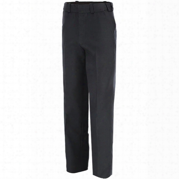 Tact Squad Polyester Trousers, Black, 28 Unhemmed - Black - Male - Included