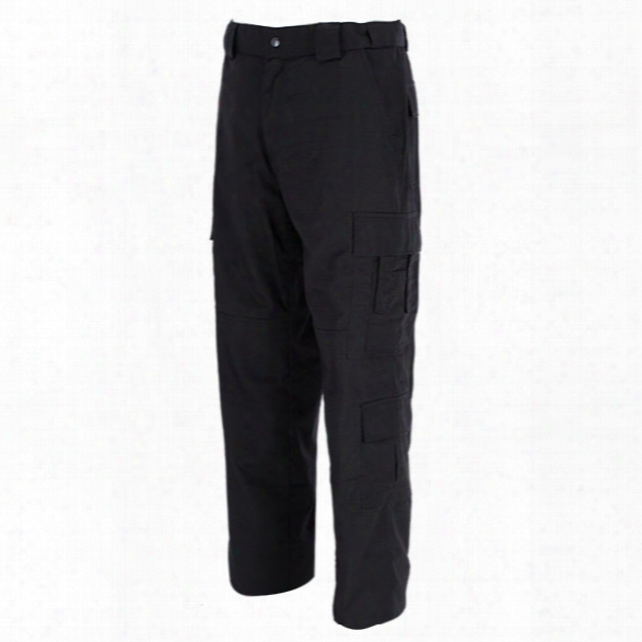 Tact Squad Women's Ems Trousers, Black, 10 Unhemmed - Black - Female - Included