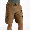 5.11 Tactical Taclite Pro Short, 11 Inch, Battle Brown, 28 - Brown - male - Excluded