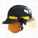 """Cairns 660C Helmet w/4"""" Faceshield, Standard Headliner, Black - Black - male - Excluded"""