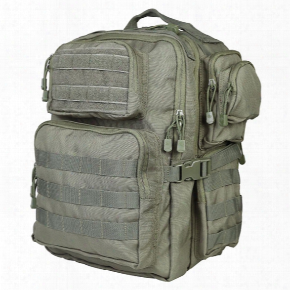 Tru-spec Gunny Tour Of Duty Lite Backpack, Olive Drab - Green - Male - Included