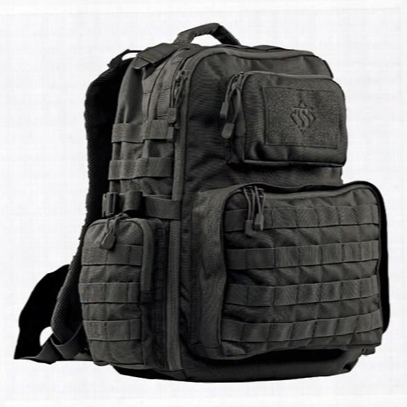 Tru-spec Pathfinder 2.5 Backpack, Black - Black - Male - Included